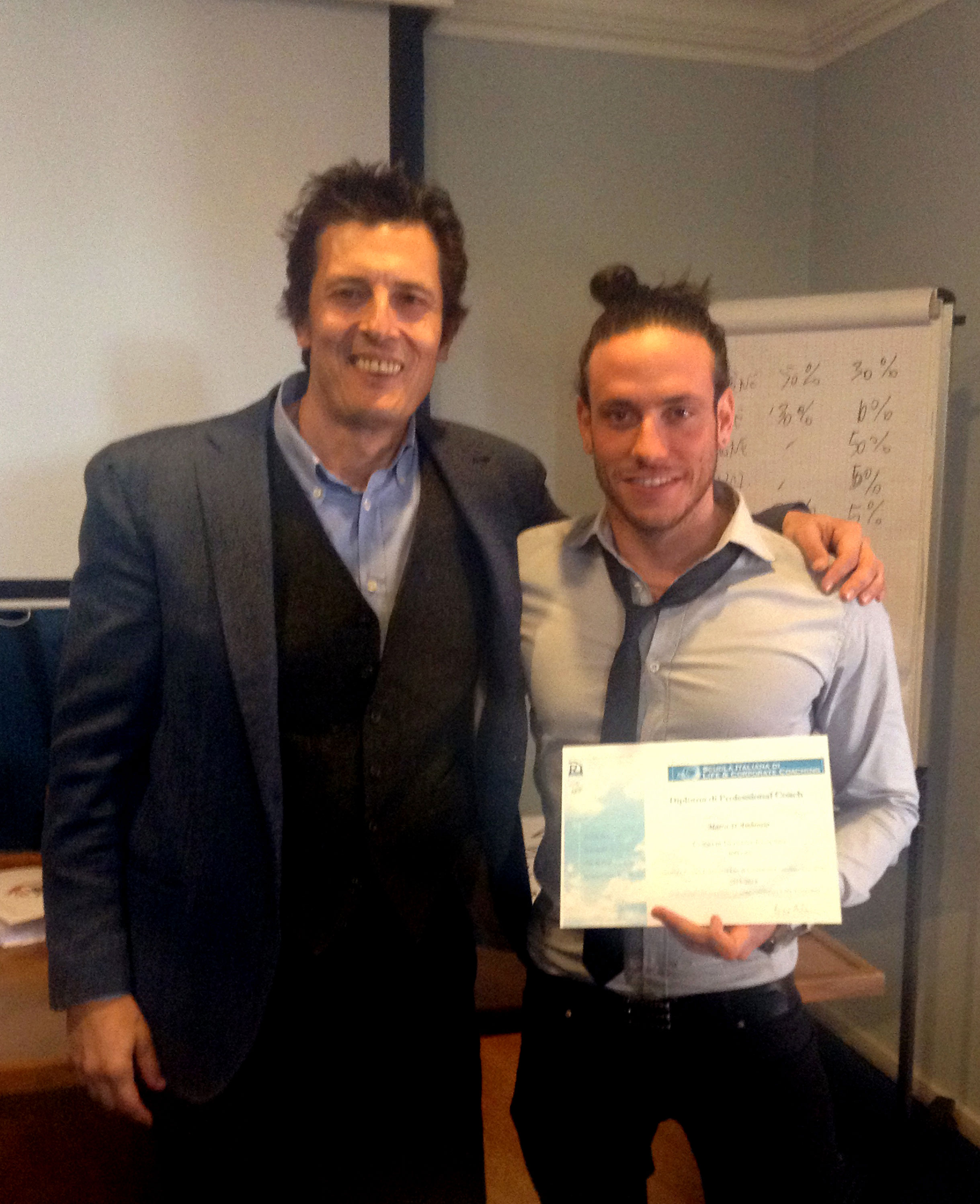 Luca Stanchieri - Life Coach & Psicologo